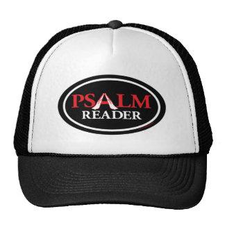 Gorra del lector del salmo