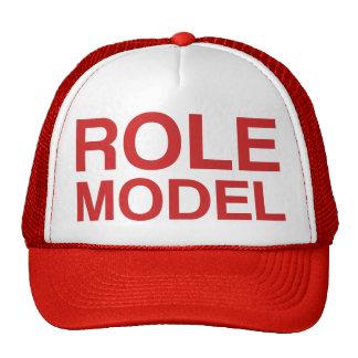 Gorra del lema del MODELO