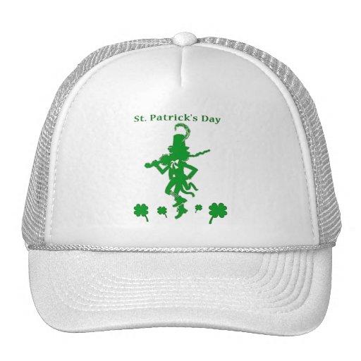 Gorra del Leprechaun del día de St Patrick