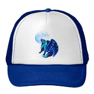 Gorra del lobo de la fantasía
