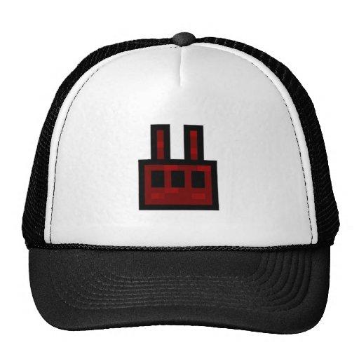 Gorra del logotipo de 8 del pedazo trabajos del hi