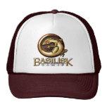 Gorra del logotipo de BG