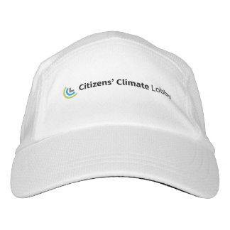 Gorra del logotipo de CCL (blanco) Gorra De Alto Rendimiento