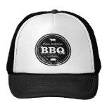 Gorra del logotipo de FCG-BBQ
