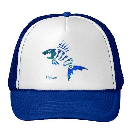 Gorra del logotipo de FishTs