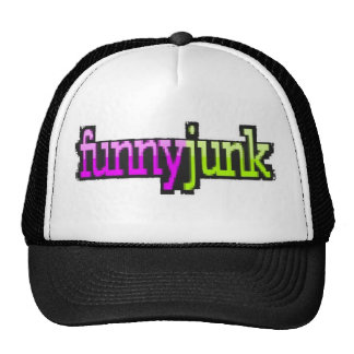 Gorra del logotipo de Funnyjunk