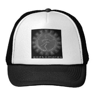 Gorra del logotipo de Godkomplex Shiva