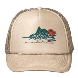 Gorra del logotipo de la parrilla de Graham