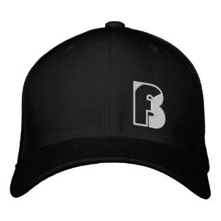Gorra del logotipo de la pesca de BASStard Gorras De Beisbol Bordadas