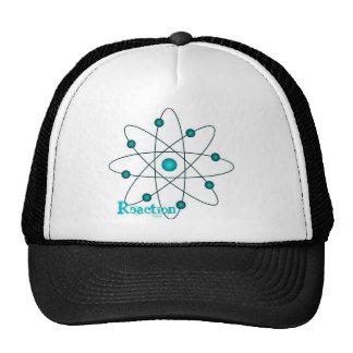 Gorra del logotipo de la reacción