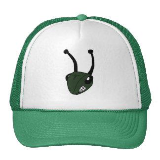 Gorra del logotipo de las tolvas