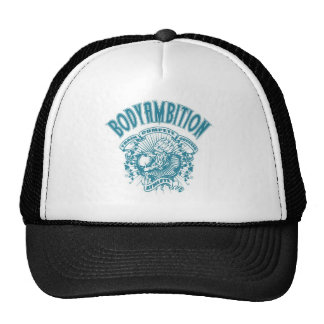 gorra del logotipo de los hombres de la ambición d