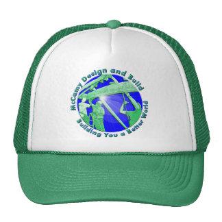 Gorra del logotipo de MDB