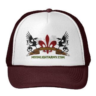 Gorra del logotipo de MLA
