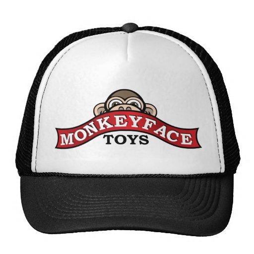 Gorra del logotipo de Monkeyface