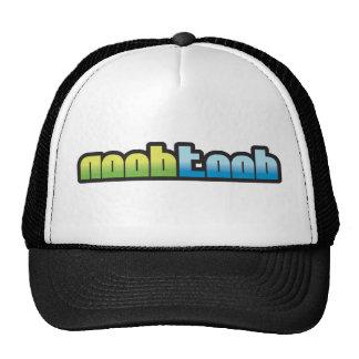 Gorra del logotipo de NooBTooB