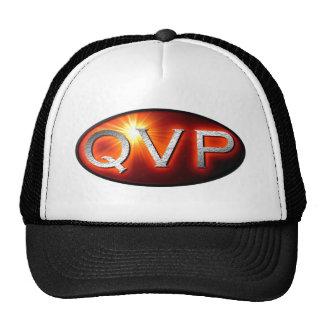 Gorra del logotipo de QVP