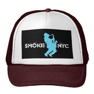 Gorra del logotipo de Smokin