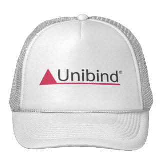 Gorra del logotipo de Unibind