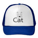 Gorra del logotipo del CAT