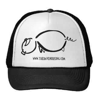 Gorra del logotipo del cerdo de TRP