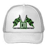 Gorra del logotipo del cm