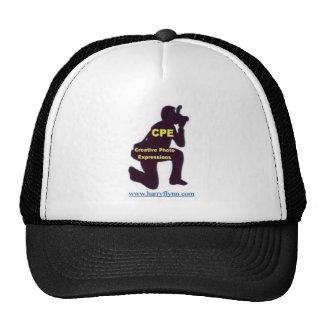Gorra del logotipo del CPE