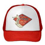 Gorra del logotipo del diamante del club que pract