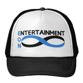 Gorra del logotipo del entretenimiento del eón