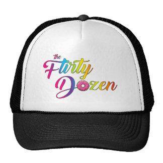Gorra del logotipo del FD