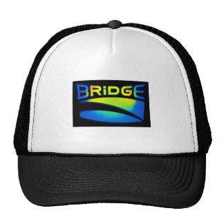 Gorra del logotipo del puente