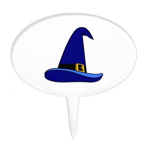 Gorra del mago decoraciones de tartas