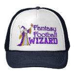 Gorra del mago del fútbol de la fantasía