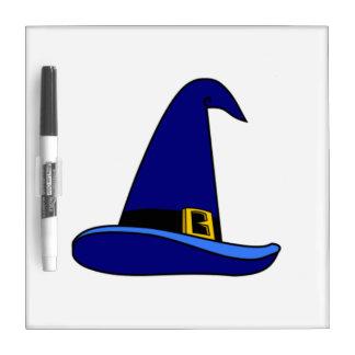 Gorra del mago pizarras blancas