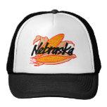Gorra del maíz de Nebraska del vintage