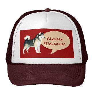 Gorra del Malamute de Alaska