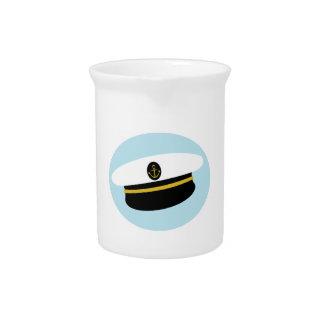 Gorra del marinero jarrón