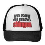 Gorra del mas Chingon del EL de la soja de Yo