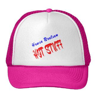Gorra del material de primera