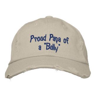 gorra del matón gorra bordada