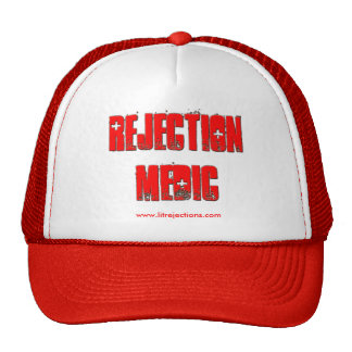 Gorra del médico del rechazo