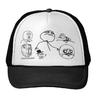 gorra del meme del staticsushi