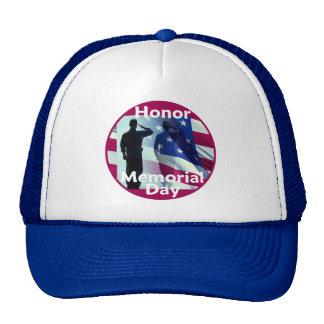 Gorra del MEMORIAL DAY
