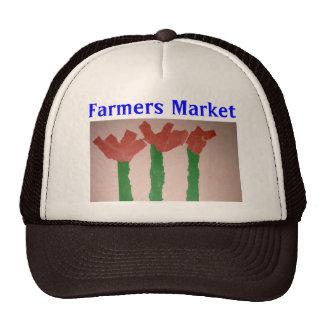 Gorra del mercado de los granjeros (colección de o