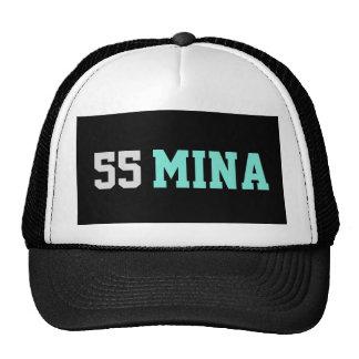 Gorra del Mina 55
