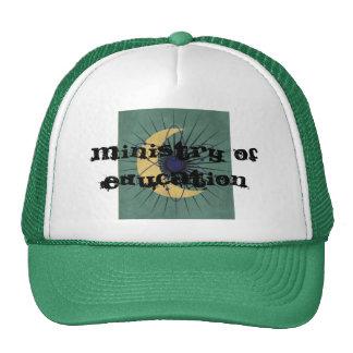 Gorra del Ministerio de Educación