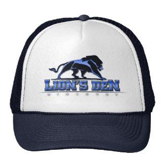 Gorra del ministerio de la guarida de los leones