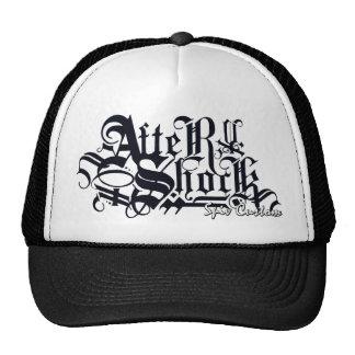 Gorra del ministerio de la réplica sísmica