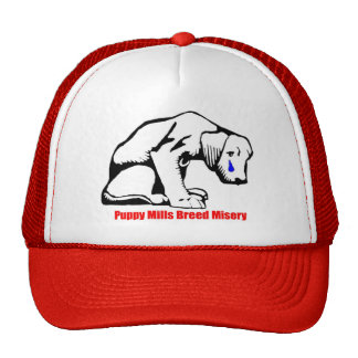 Gorra del molino del perrito
