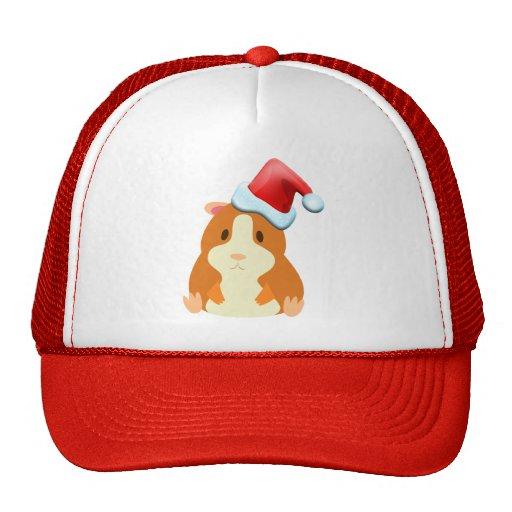 Gorra del mollete de Santa